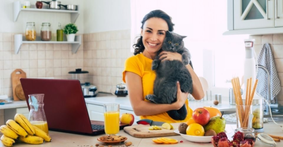 what do cats like to eat for breakfast